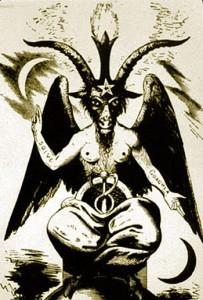Baphomet Goat Of Mendes