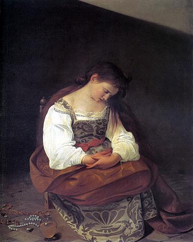 Image for Penitent Magdalene